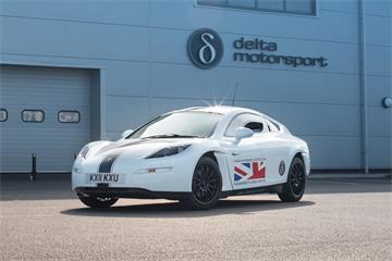 Delta Motorsport Extended Range Electric Vehicle