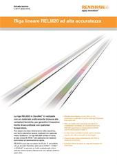 Scheda tecnica:  Encoder lineare RELM ad alta accuratezza