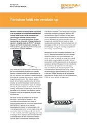 Persbericht: Renscan5™ & REVO® - Renishaw leidt een revolutie op