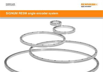 Installation guide: SiGNUM™ RESM angle encoder system