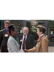 HRH The Princess Royal at Exeter University