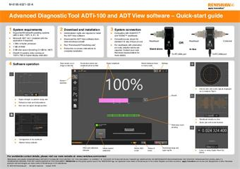 Quick start guide:  Advanced Diagnostic Tool ADTi-100 and ADT View software - Quick start guide