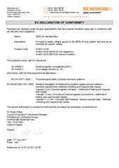 Certificate (CE): MERLIN Interface Box ECD-YK2017-017B