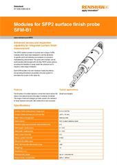 Data sheet:  SFM-B1
