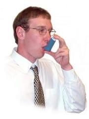 U of Bath, asthma