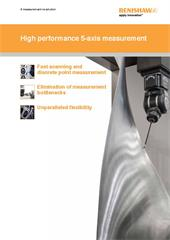 Brochure: High performance 5-axis measurement