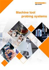 Brochure:  Machine tool probing systems (Asia version)