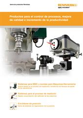 Folleto: Gama de productos Renishaw