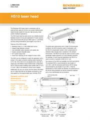 HS10 laser head