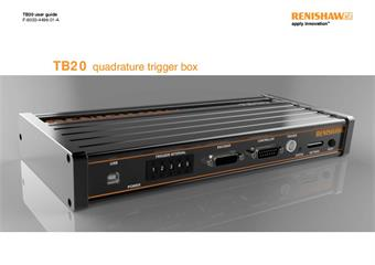 User guide: TB20 quadrature trigger box