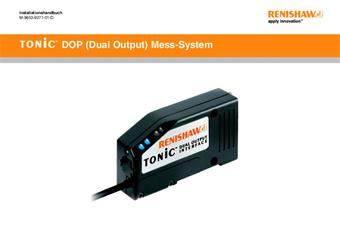 Installationshandbuch:  TONiC™ DOP (Dual Output) Mess-System