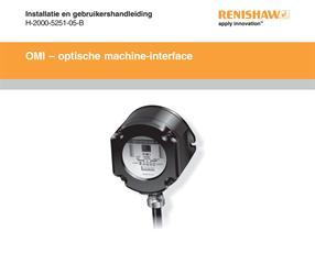 Installatie- en gebruikershandleiding:  OMI optische machine-interface