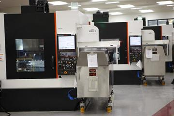 New Mazak machine tools at Stonehouse: manufacture parts