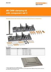 Data sheet:  M8 clamping kit with component set C
