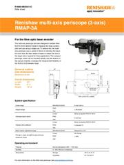Data sheet:  RMAP-3A multi-axis periscope