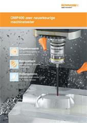 Brochure: OMP400 zeer nauwkeurige machinetaster