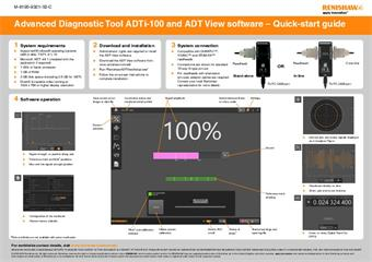 Quick start guide:  Advanced Diagnostic Tool ADTi-100 and ADT View software