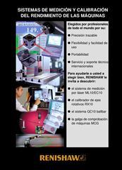 Folleto: Sistemas de medición y calibración del rendimiento de las máquinas