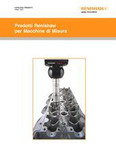 Catalogo: Prodotti Renishaw per macchine di misura