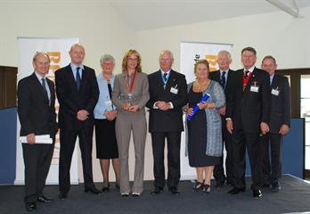 Queens Award presentation 2011