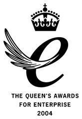 Queen's Award emblem 2004