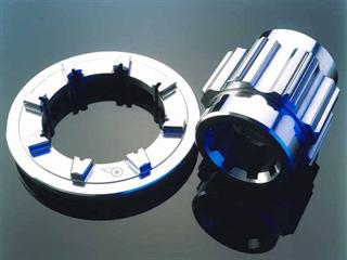 Hewland, machined component