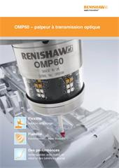 Brochure : OMP60 – palpeur à transmission optique