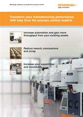 Brochure:  Metrology solutions for productive process control