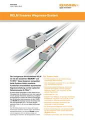 Datenblatt: RELM lineares Wegmess-System