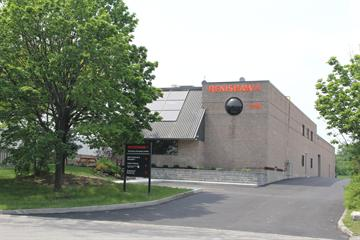 Renishaw Canada's new office