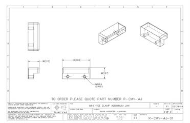 Technical drawing:  R-CMV-AJ-01