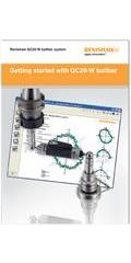 「Getting started with QC20-W ballbar(QC20-W ボールバーのご使用にあたって)」DVD