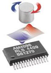 AM4096 12-bit magnetic encoder chip