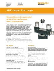 Flyer: NC4 compact fixed range (US)