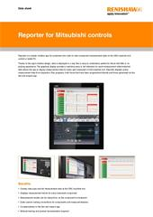 Data sheet:  Reporter for Mitsubishi controls
