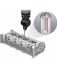REVO valve guide scanning