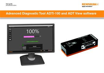 User guide:  Advanced Diagnostic Tool ADTi-100 and ADT View software - User guide