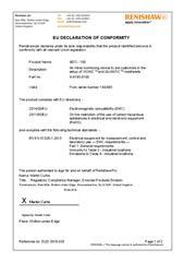 Certificate (CE): Advanced Diagnostic tool ADTi-100 EU2018-029