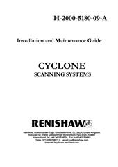 Installation guide:  Cyclone scanning systems