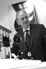 Sir David McMurtry, 2007