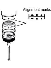 Alignment marks