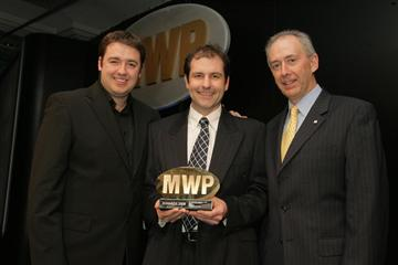 Renishaw wins MWP Award for 'Best tooling product, equipment or system'