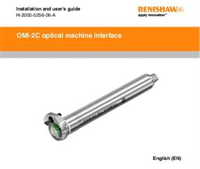 Installation & user's guide:  OMI-2C optical machine interface