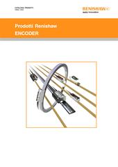 Catalogo: Prodotti Renishaw - Encoder