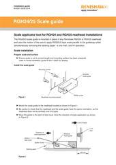 Installation guide: RGA245 scale guide