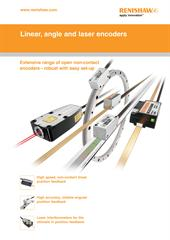 Poster: Linear, angle and laser encoders