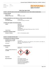 Safety Data Sheet:  Resin 8040 A - EU
