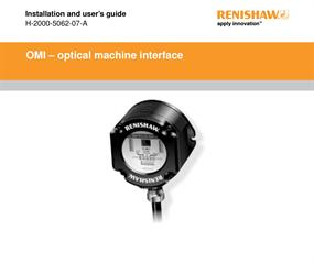 Installation and user's guide: OMI optical machine interface
