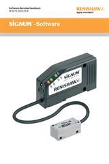 Software-Benutzerhandbuch: SiGNUM™-Software
