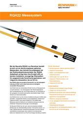 Datenblatt:  RGH22 Messsystem